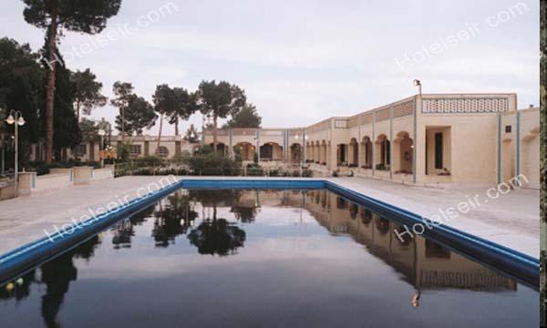 تصویر 1، هتل پارسیان آزادی یزد