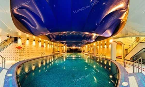 تصویر 6، رزور هتل پردیسان مشهد