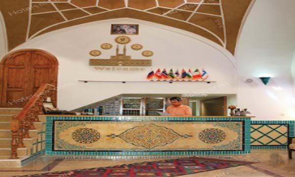 تصویر 3، رزرو هتل مظفر یزد