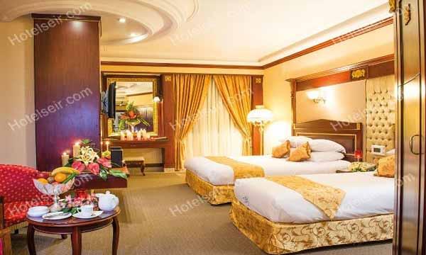 تصویر 3، رزرو هتل قصر طلایی مشهد