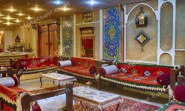 تصویر 3، رزرو هتل ملک اصفهان