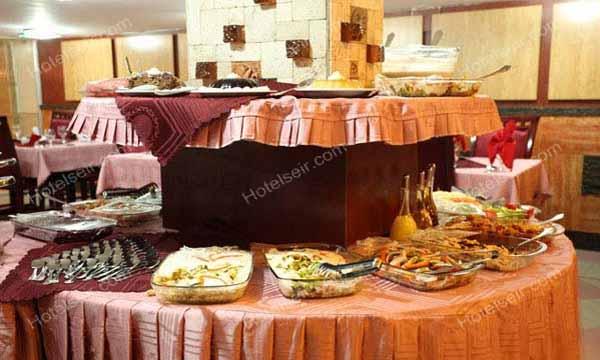 تصویر 6، رزور هتل سی برگ مشهد