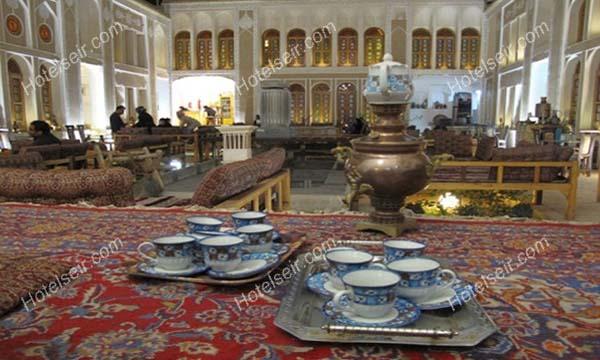تصویر 6، رزور هتل سنتی والی یزد