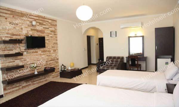 تصویر 3، رزرو هتل جهانگردی شیراز