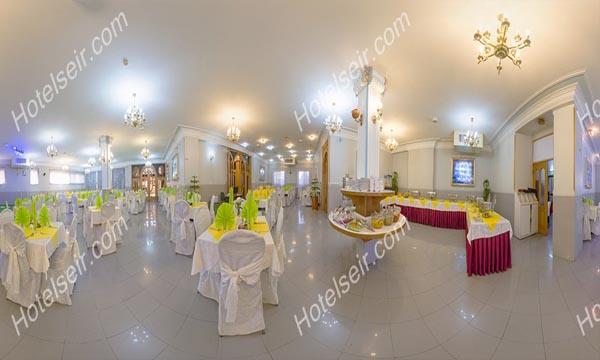 تصویر 6، رزور هتل پارسه شیراز