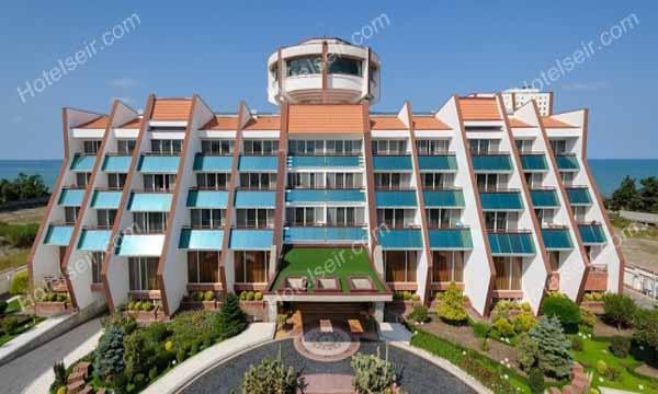 تصویر 1، هتل نارنجستان نور