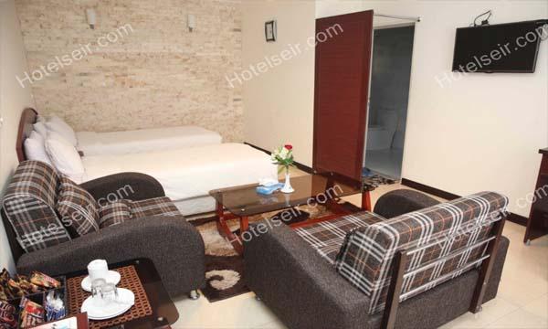 تصویر 6، رزور هتل جهانگردی شیراز