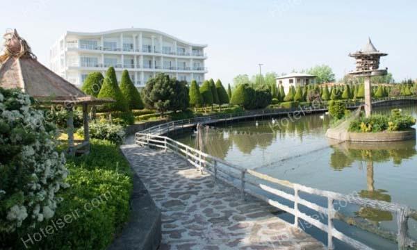 تصویر 1، هتل ستاره دریا چمخاله لنگرود