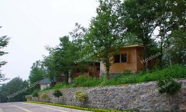 تصویر 1، هتل بام سبز رامسر