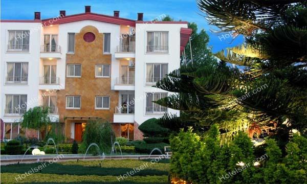 تصویر 1، هتل مروارید خزر محمودآباد