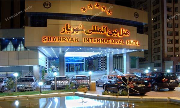 تصویر 9، رزرو هتل شهریار تبریز