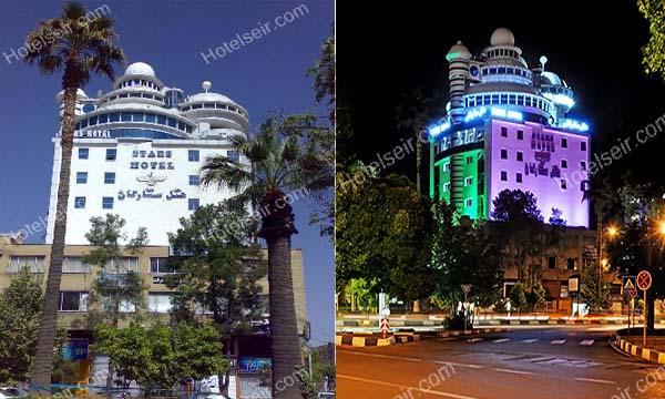 تصویر 1، هتل ستارگان شیراز