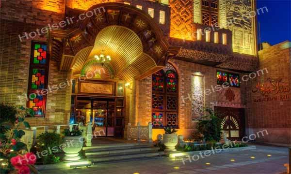 تصویر 1، هتل کریم خان شیراز