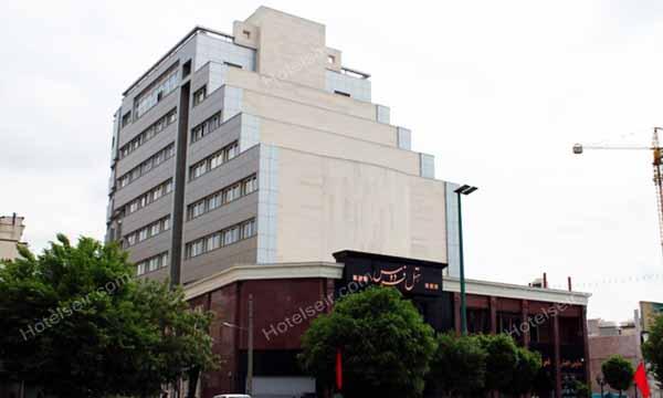 تصویر 1، هتل فردوس مشهد