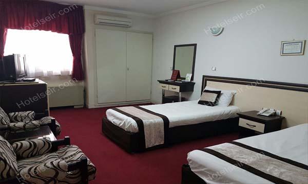 تصویر 3، رزرو هتل صدرا شیراز