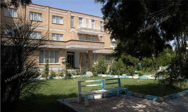 تصویر 1، هتل جهانگردی سمنان