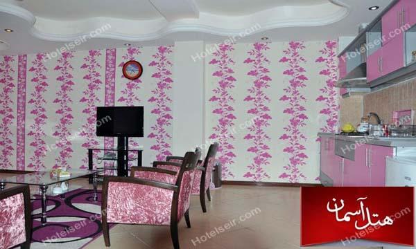 تصویر 6، رزور هتل آسمان عباس آباد