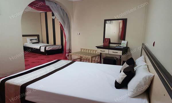 تصویر 6، رزور هتل صدرا شیراز