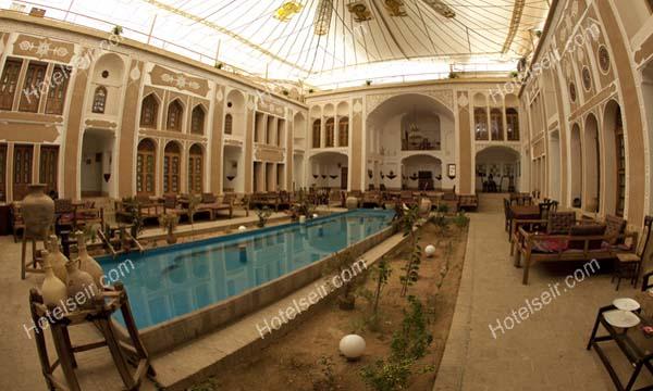 تصویر 1، هتل سنتی والی یزد