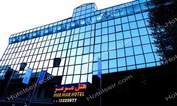 تصویر 1، هتل مرمر کرج