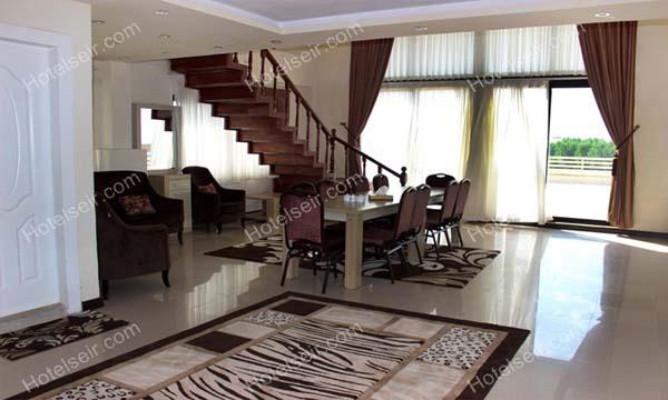 تصویر 6، رزور هتل اکسین محمودآباد