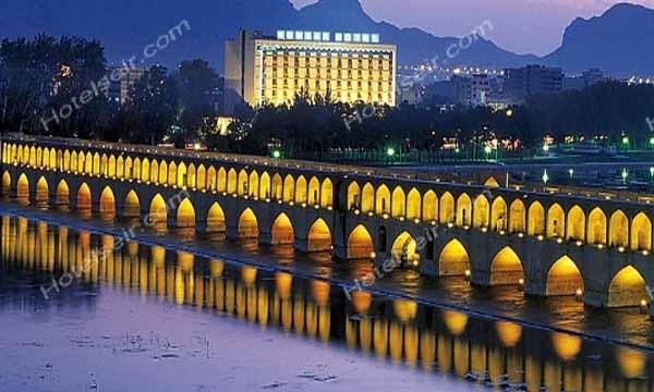 تصویر 1، هتل پارسیان سوئیت اصفهان