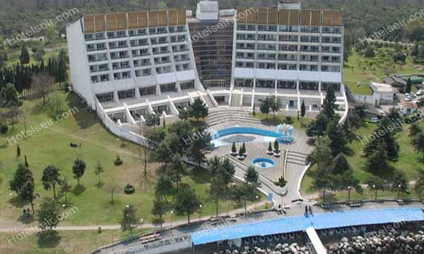 تصویر 1، هتل پارسیان خزر (هایت) چالوس