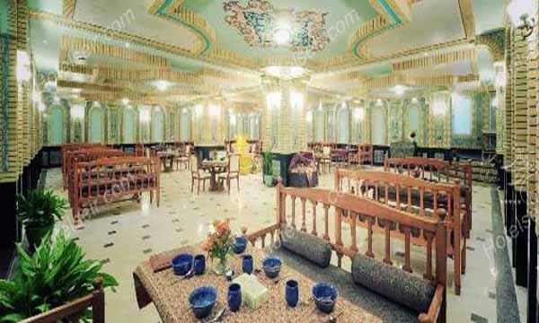تصویر 6، رزور هتل قصر طلایی مشهد