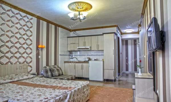تصویر 6، رزور هتل آپارتمان ارشاد سرعین