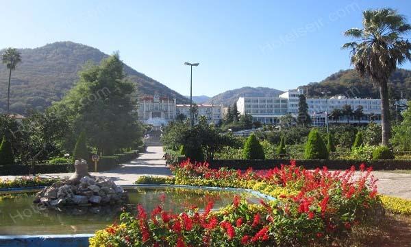 هتل بزرگ پارسیان رامسر
