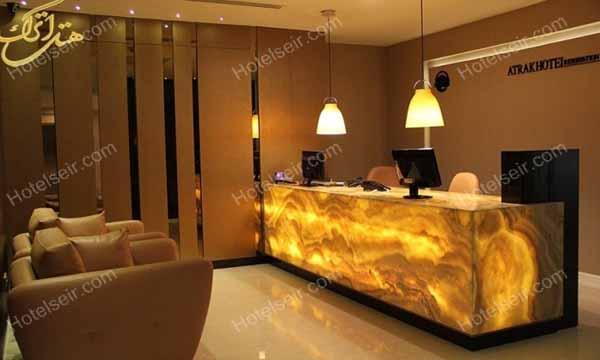 تصویر 3، رزرو هتل اترک مشهد