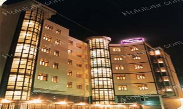 تصویر 1، هتل آپارتمان هدیش شیراز