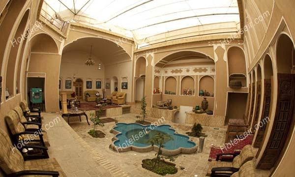 تصویر 3، رزرو هتل سنتی والی یزد