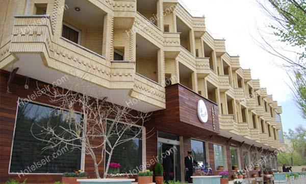 تصویر 1، هتل اسپادانا اصفهان