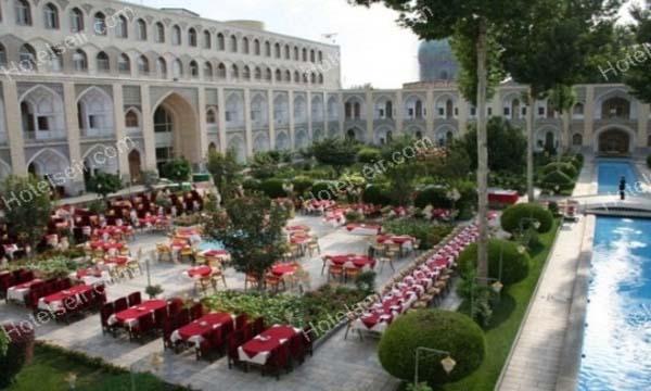 تصویر 1، هتل عباسی اصفهان