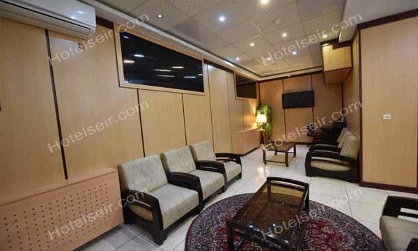 تصویر 3، رزرو هتل ساسان شیراز