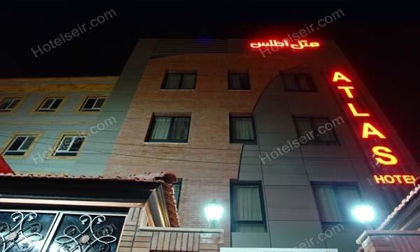 تصویر 1، هتل اطلس قم