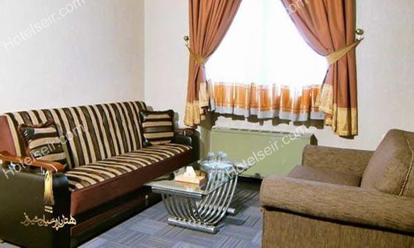 تصویر 3، رزرو هتل پارسیان شیراز
