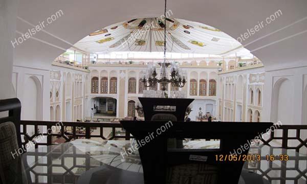 تصویر 9، رزرو هتل سنتی والی یزد