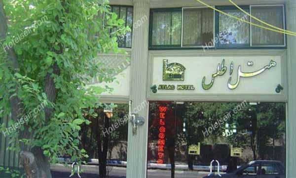 تصویر 1، هتل اطلس یزد