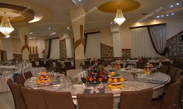 تصویر 3، رزرو هتل شهاب ناهارخوران گرگان