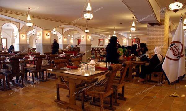 تصویر 3، رزرو هتل پارتیکان اصفهان