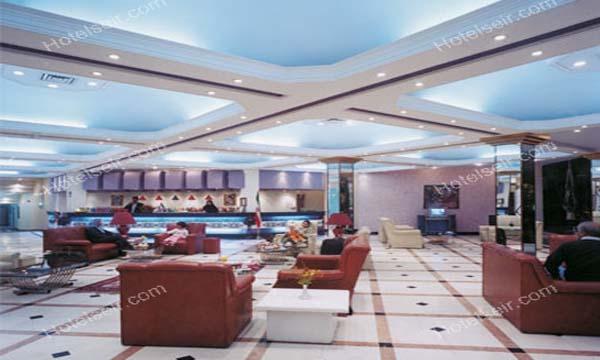 تصویر 3، رزرو هتل پارسیان بم