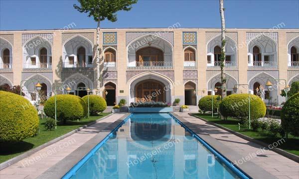 تصویر 9، رزرو هتل عباسی اصفهان