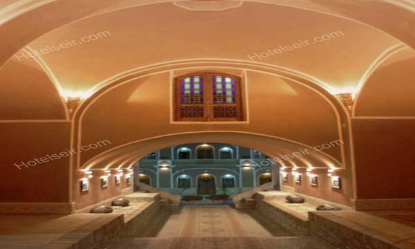 تصویر 9، رزرو هتل کاروانسرای مشیر یزد