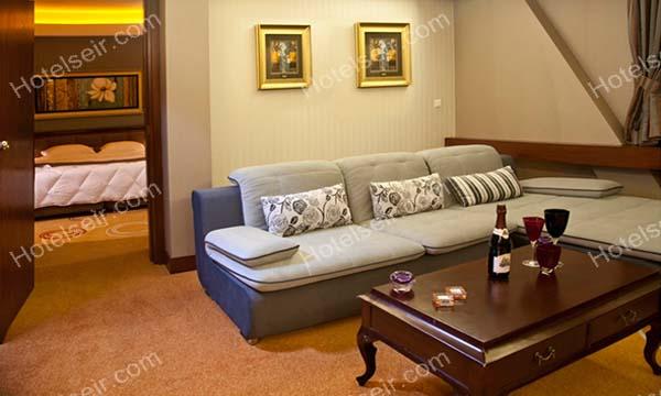 تصویر 6، رزور هتل بزرگ شیراز