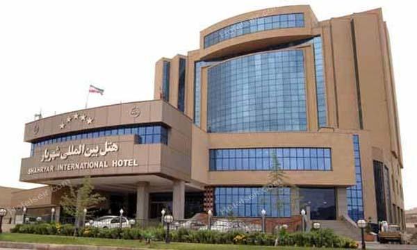 تصویر 1، هتل شهریار تبریز