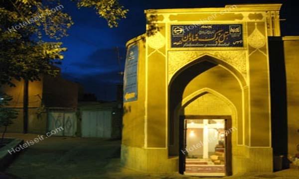 تصویر 1، هتل موزه فهادان یزد