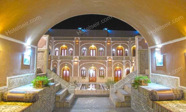 تصویر 3، رزرو هتل کاروانسرای مشیر یزد