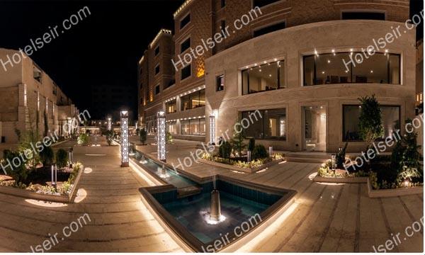 تصویر 6، رزور هتل زندیه شیراز